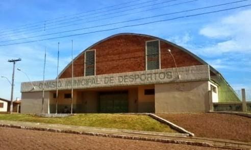 Ginásio Municipal recebe alvará de liberação do Corpo de Bombeiros