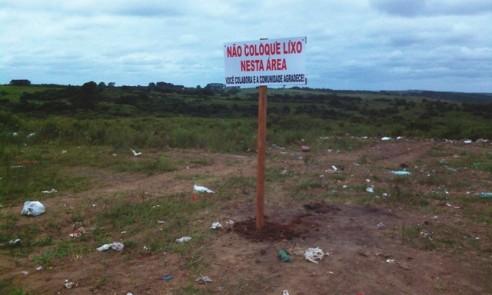 Cidade Limpa: 2ª etapa da campanha é lançada