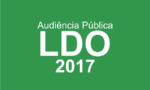 Audiência Pública tratará sobre a LDO 2017