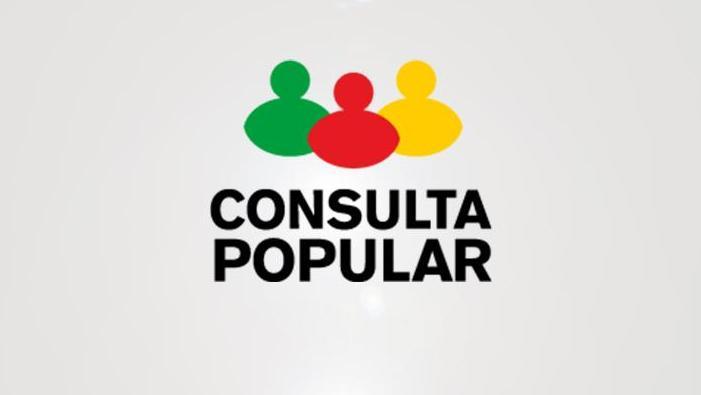 Resultado de imagem para consulta popular rs 2018