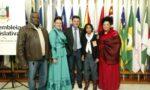 Representante do CCTG Lila Alves recebe homenagem na Assembleia Legislativa
