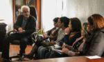 Em reunião com direção do Simpim, prefeito lamenta reprovação de projetos de correção tributária