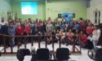 Alunos de cursos de graduação têm aula inaugural em Pinheiro Machado