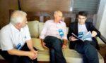Prefeito Zé Antônio e vereador Jaime Lucas participam de atividade que visa o Desenvolvimento Regional