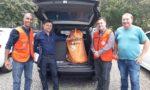 Defesa Civil entrega ao município tanque flexível para transporte de água