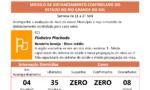 Boletim Epidemiológico passa a contar com novo formato; contagem de casos zera novamente